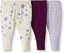 Moon and Back by Hanna Andersson Baby/Toddler 3-Pack Organic Cotton Jogger
