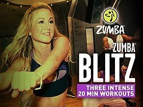 Zumba Blitz: Three Intense 20-min Workouts
