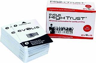 Evolis Adhesive Card Cleaning Kit - Matériels de Nettoyage D'Imprimante