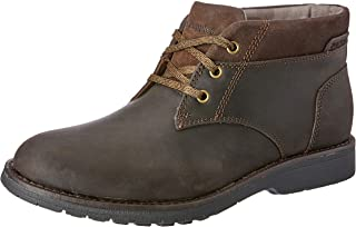 Hush Puppies Men's BEACUERON PT Chukka Boots