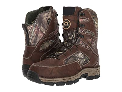 Irish Setter Havoc XT 837 (Brown/Mossy Oak Camo) Men