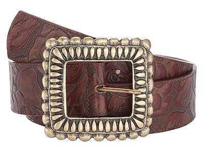 Leatherock Lacey Belt (Rust) Women