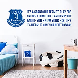 everton football club song