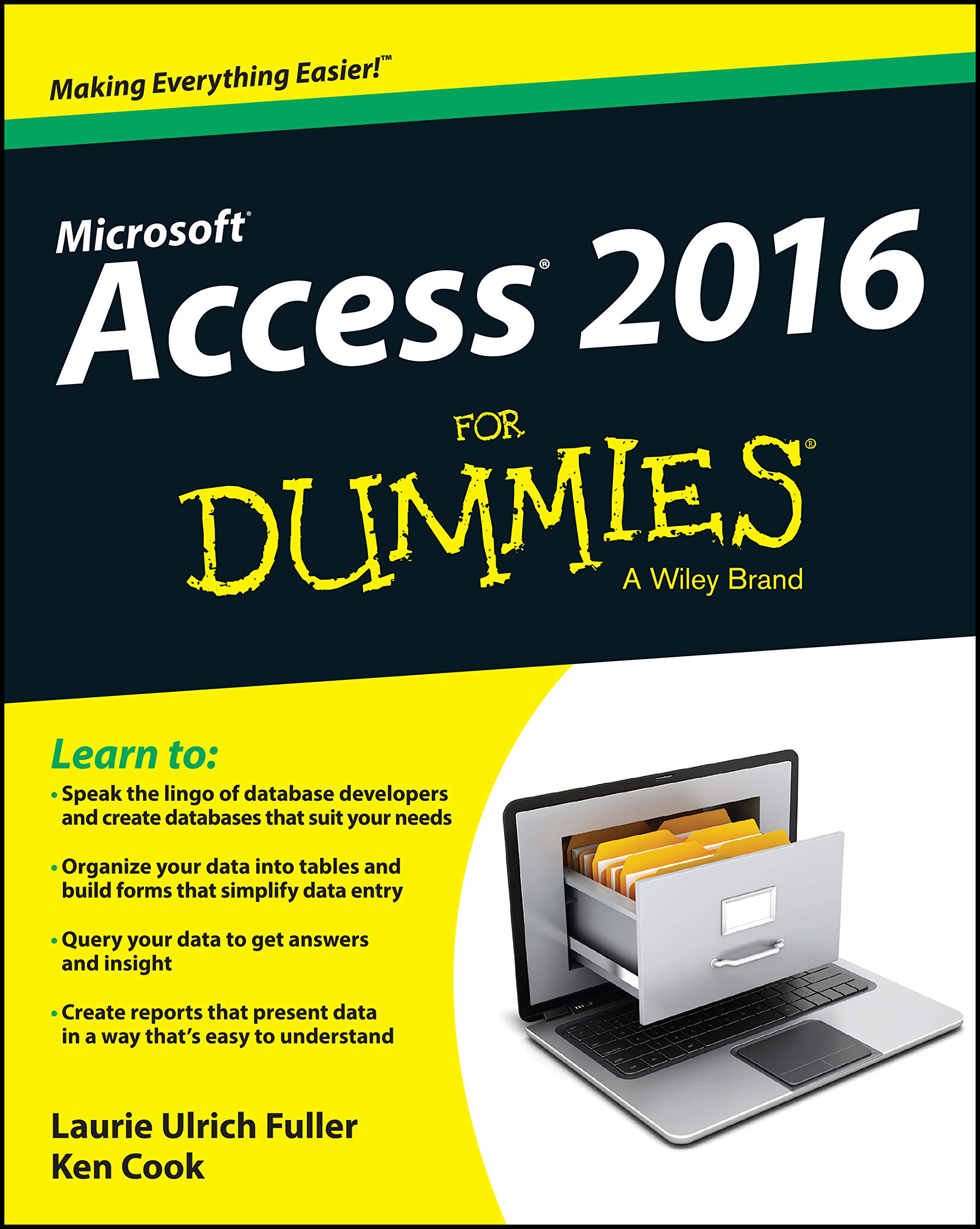 Image OfAccess 2016 For Dummies