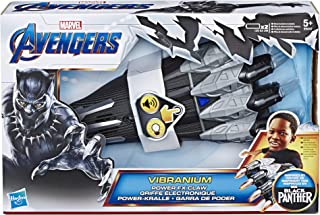 The Avengers Marvel Black Panther Vibranium Power FX Claw