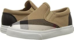 Burberry Kids - Linus Check Trainer (Toddler)