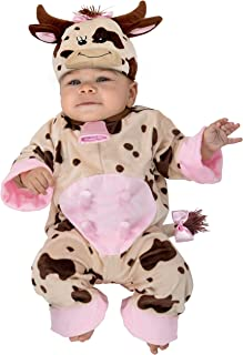 Princess Paradise Sleepy Cow Child's Costume, 0-3M