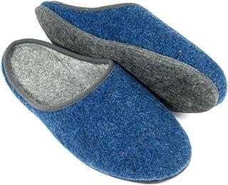 Feltro Pantofole Vari Colori sentiva Solo Leggera di Dimensione 37-47