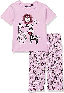 Hoppipola Baby Girl's SIMG S20 GIG006 Pyjama Set