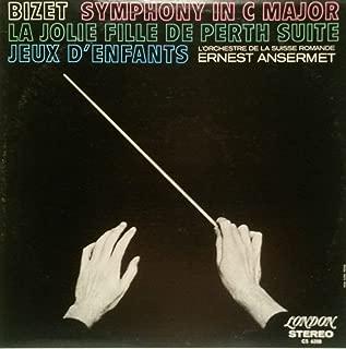 Georges Bizet: Symphony in C Major ~ Jeux D' Enfants (1871)