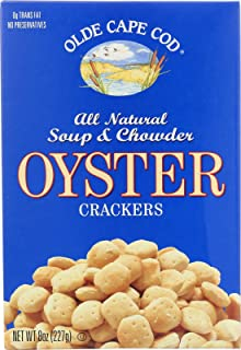 Olde Cape Cod Cracker Oyster, 8 oz: Amazon.com: Grocery ...