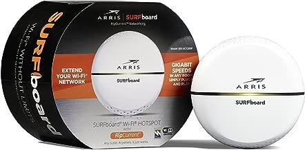 ARRIS Surfboard AC1200 Wi-Fi Hotspot with RipCurrent Using G.hn (SBX-AC1200P)