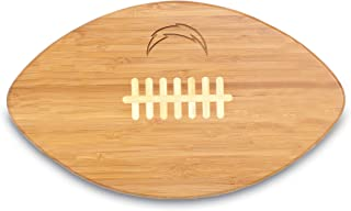 NFL Los Angeles Chargers Touchdown Pro! Bamboo Cutting Board, 16-Inch