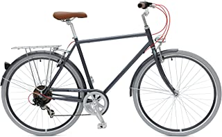 Critical Cycles Diamond Frame 7-Speed Shimano Hybrid Urban Commuter Road Bicycle