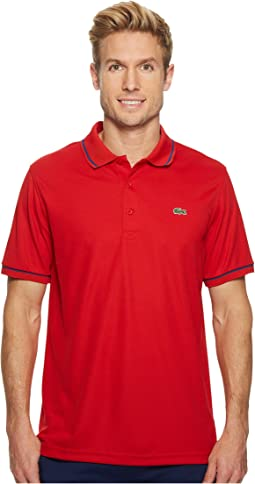 Johnny Jersey Face Collar Lacoste At Double Polo S qwxCtHIz