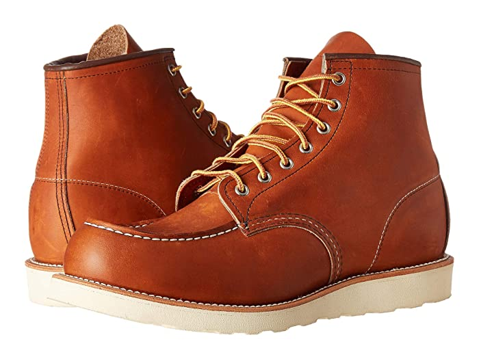Red Wing Heritage  6 Moc Toe (Oro-Legacy) Mens Lace-up Boots