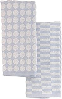 Cuisinart 100% Cotton Kitchen Hand Towels, 2pk - Soft and Absorbent Kitchen Towels Perfect for Drying Dishes and Hands-Hyg...
