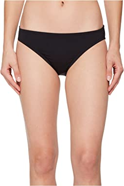 Geometric Glamour Solids Classic Bikini Bottoms
