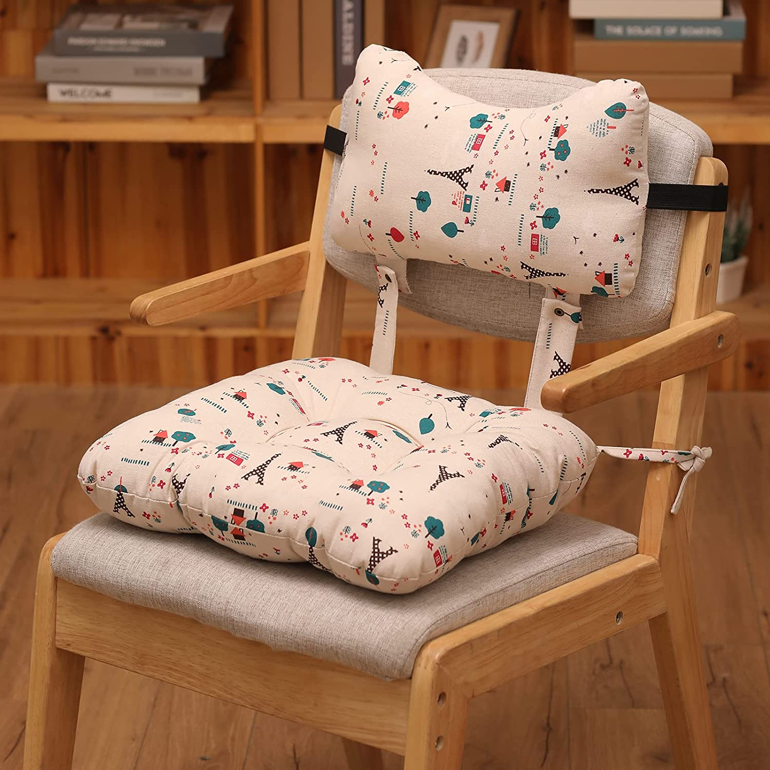 ROFIELTY Chair National uniform free shipping Cushions Seat Cushion 40% OFF Cheap Sale Kitche Office