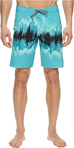 Roark Savage Fuzed Boardshorts