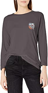 Women's Paia Circle Raglan 3/4 Sleeve Tshirt