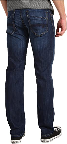 77fae459 Mavi Jeans. Jake Regular Rise Slim Leg in Dark Brushed Cashmere. $118.00.  Zach Regular Rise Straight Leg in Dark Maui