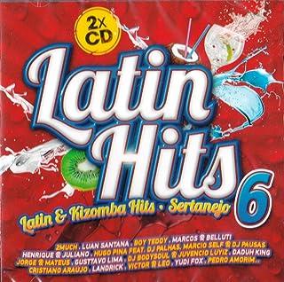 Latin Hits 6 - Latin & Kizomba Hits, Sertanejo [2CD] 2015