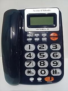 فيكتوريا المهندس هاتف سلكي - VictoriA_A10