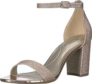 Women's Armory Heeled Sandal, Rose, 7.5 Medium US