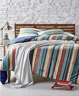 Lauren Ralph Lauren Reversible Yarn-Dyed Down Alternative Comforters (Cameron, King)