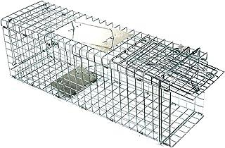 D4P Display4top Animal Trap Cage Trampa de Captura de Animales Vivos, Gatos, Perros,
