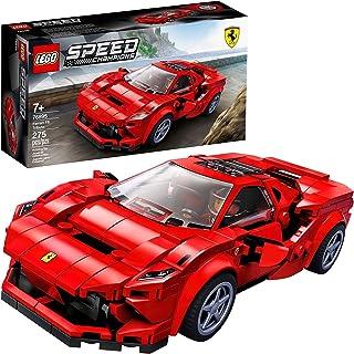 Lego 76895 peed Champions Ferrari F8 Tributo Toy