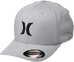 ec4f95507 Hurley phantom vapor 2 0 fitted hat + FREE SHIPPING | Zappos.com