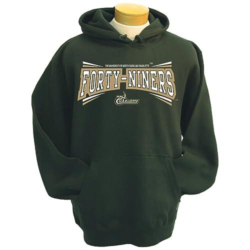 a0c21a02 NCAA North Carolina Charlotte 49Ers Men's Condor Hooded Sweatshirt