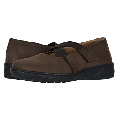 David Tate Julia (Brown Nubuck) Women