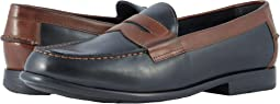 Drexel Moc Toe Penny Loafer with KORE Walking Comfort Technology
