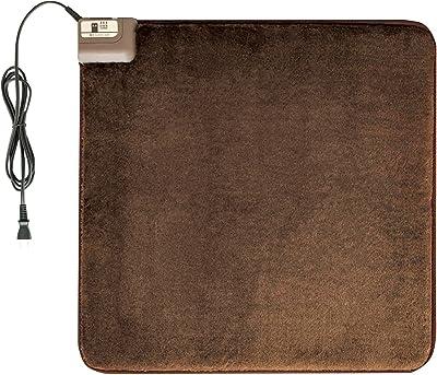 ワタナベ工業 カーペット ブラウン 58x58cm WA-58D
