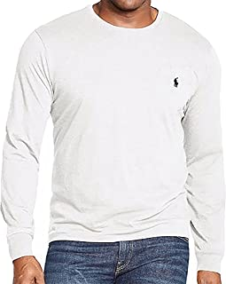 Men's Crew Neck Long Sleeve Tee