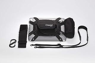 جراب حزام يد / كتف من OtterBox UTILITY SERIES لهاتف تابلت 7 بوصة مع حقيبة إكسسوارات - حزمة واحدة (وحدة واحدة) - أسود
