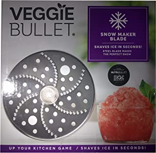 veggie bullet snowmaker blade