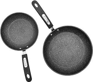Starfrit 060740-002-0000 - Sartén de aluminio, color negro