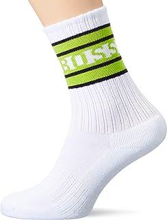 BOSS, QS Rib Stripe CC Calcetines para Hombre
