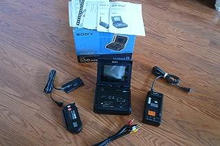 Sony GV-S50 8mm Hi-Fi Stereo Video8 Hi8 Video Walkman NTSC
