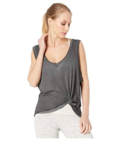 FP Movement Henry Tank Top (Black) Women