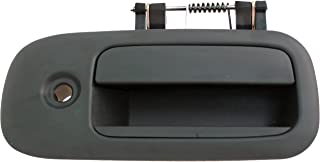 Dorman 83373 Passenger Side Sliding Exterior Door Handle for Select Chevrolet/GMC Models, Black