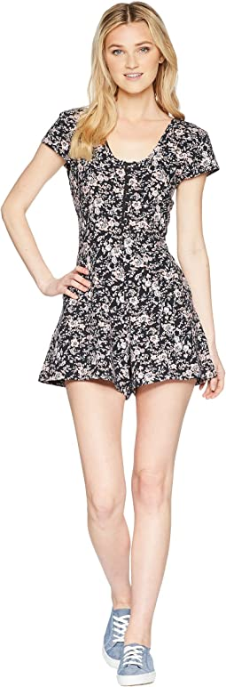 Volcom What A Looker Romper