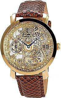 Lindberg & Sons - Reloj Analógico para Hombre de Cuarzo con Correa en Metal SK14H060B