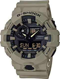 Men's G-Shock XL Series quartz Watch Resistant Strap,...