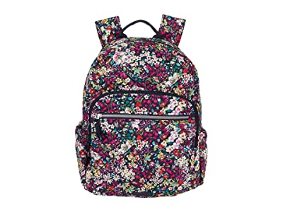 Vera Bradley Campus Backpack (Itsy Ditsy) Backpack Bags