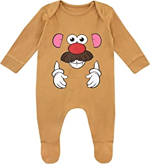 Baby Boys' Toy Story Footies
